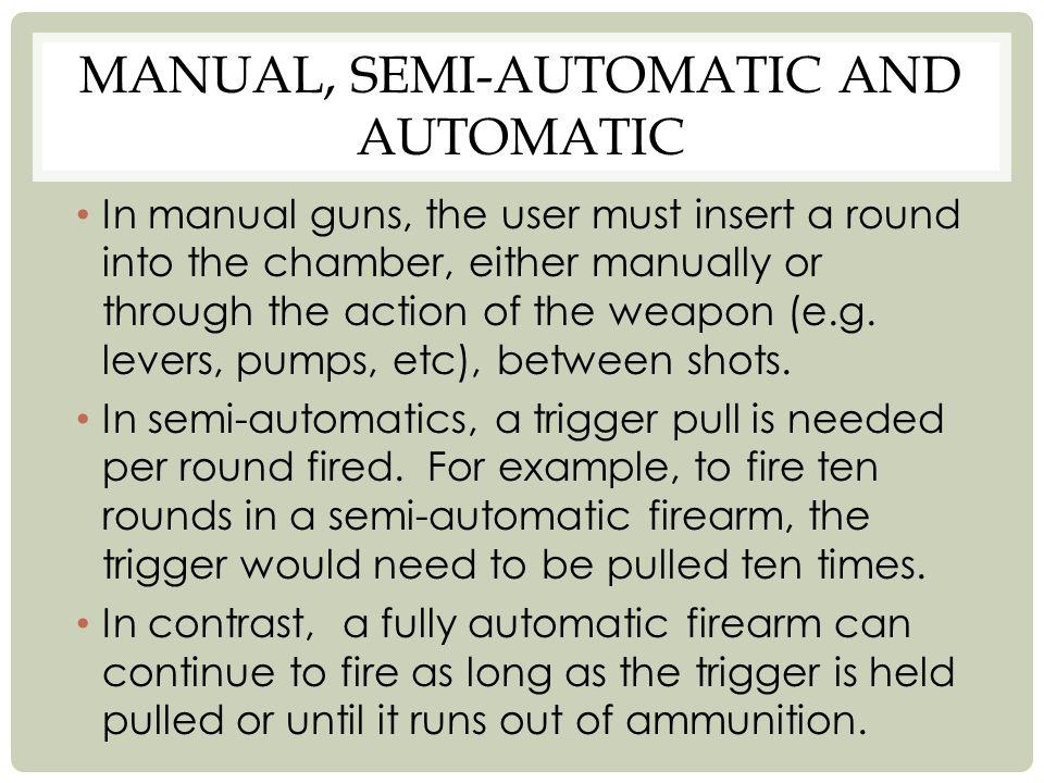 THE 1ST HANDHELD GUNS WERE ESSENTIALLY MINI-CANNONS: GUNPOWDER, A STEEL BALL & LIT A FUSE
