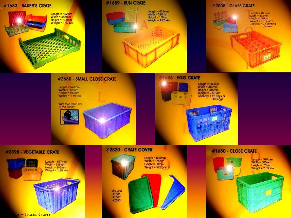 Click Mice – Plastic Crates