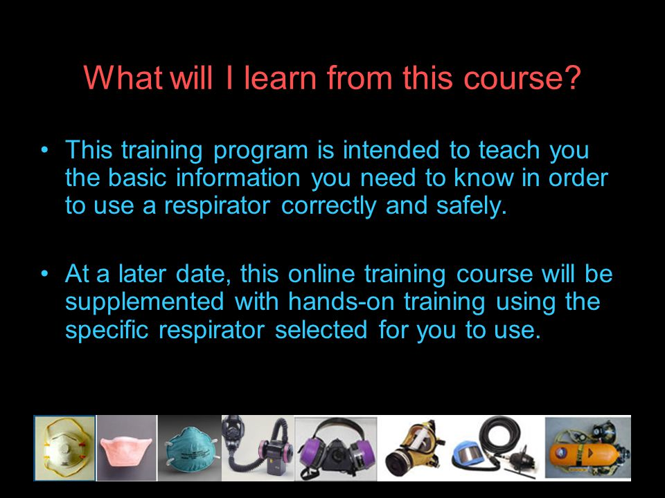 What will I learn from this course.