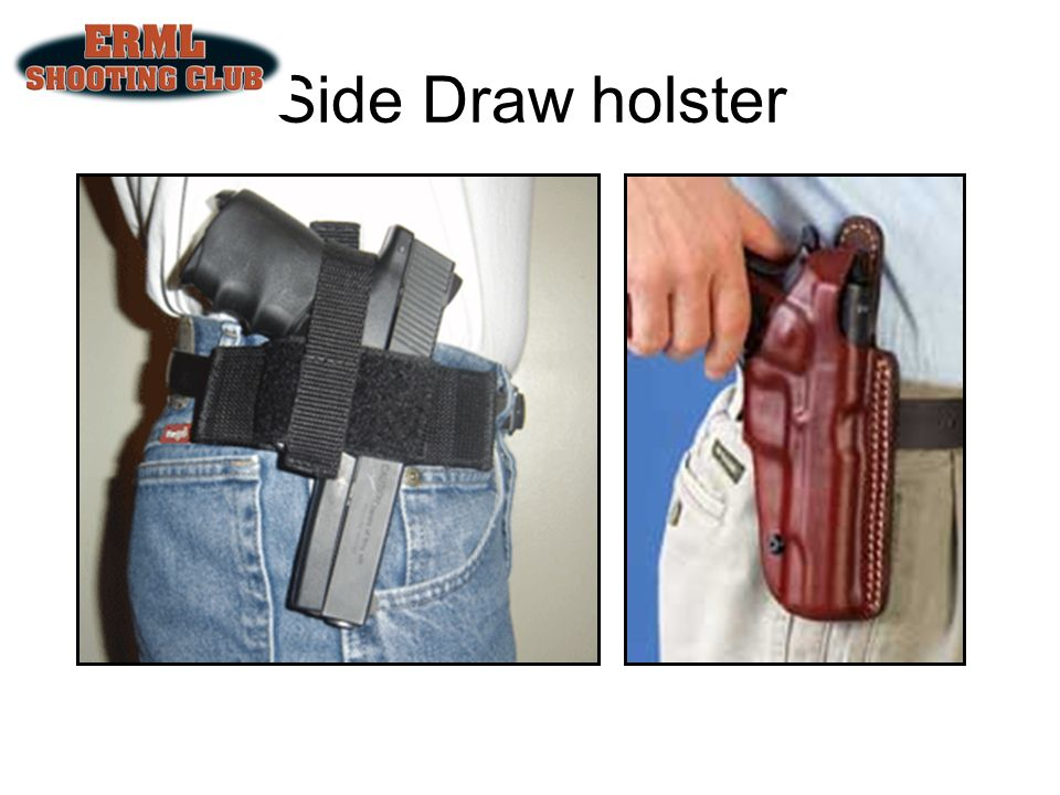 Side Draw holster