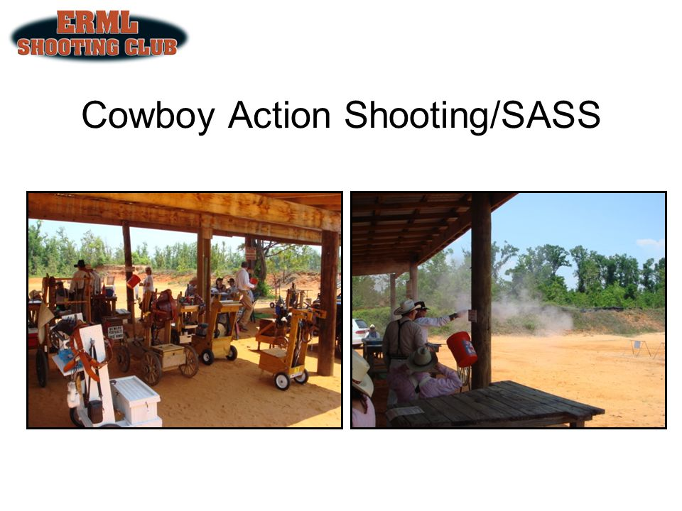 Cowboy Action Shooting/SASS