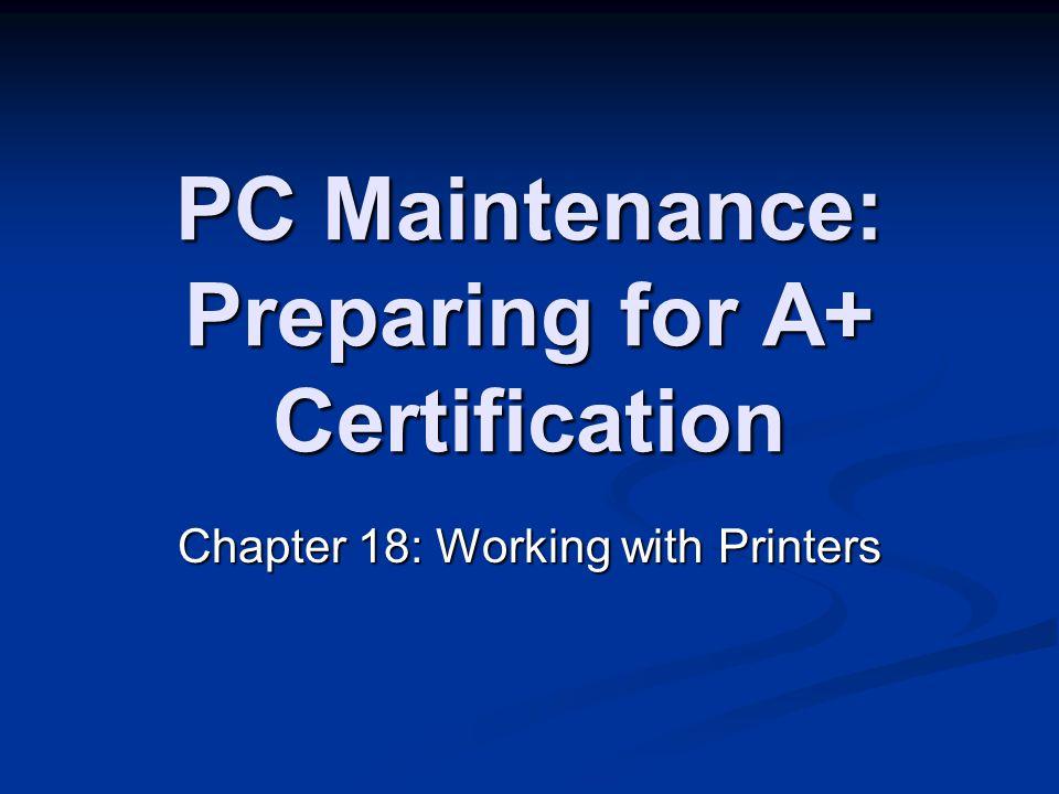 Laser Printing Process Step 5: Transferring Step 5: Transferring Step 6: Fusing Step 6: Fusing