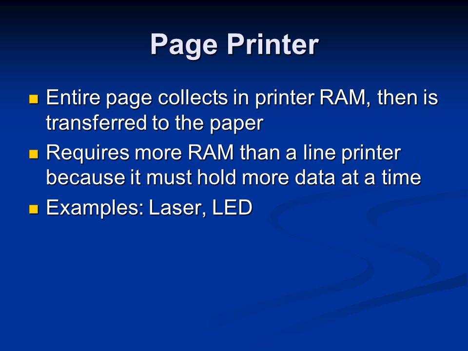 Installing a Printer Driver in Windows Run the Add Printer Wizard Run the Add Printer Wizard Let Windows detect the printer, or Let Windows detect the printer, or Choose from a list Choose from a list