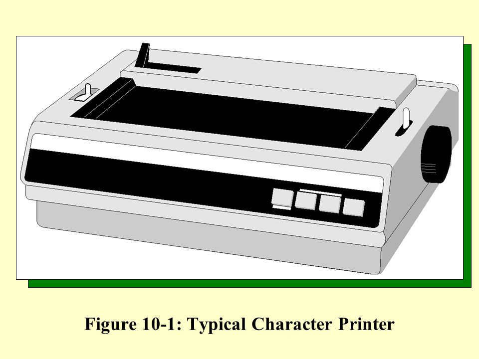KEY POINTS REVIEW One of the least difficult I/O devices to add to a microcomputer system is a parallel printer.