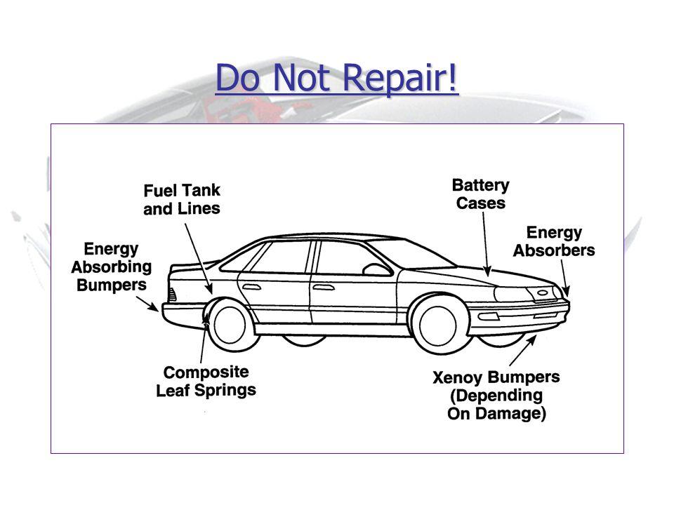 Do Not Repair!