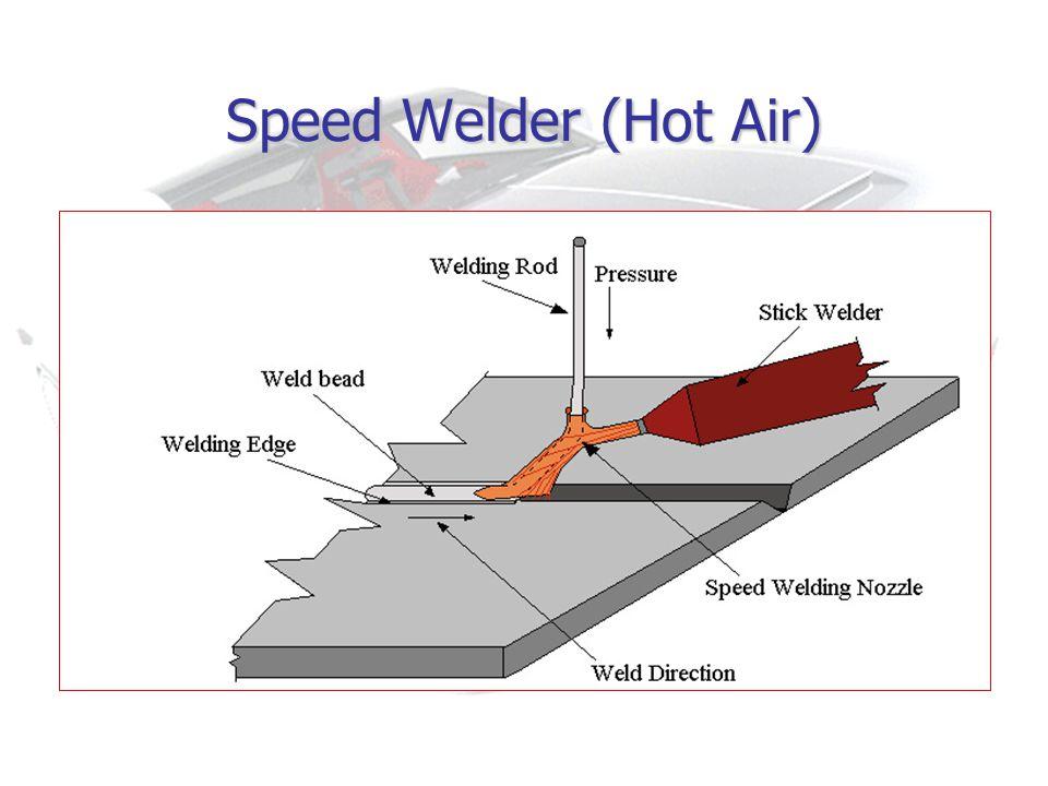 Speed Welder (Hot Air)