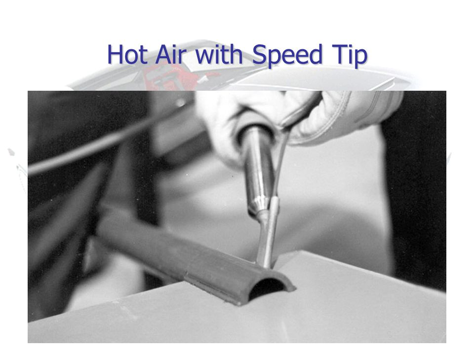 Hot Air with Speed Tip