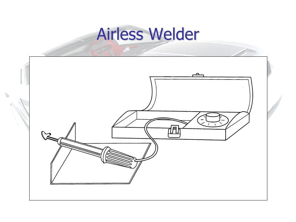 Airless Welder
