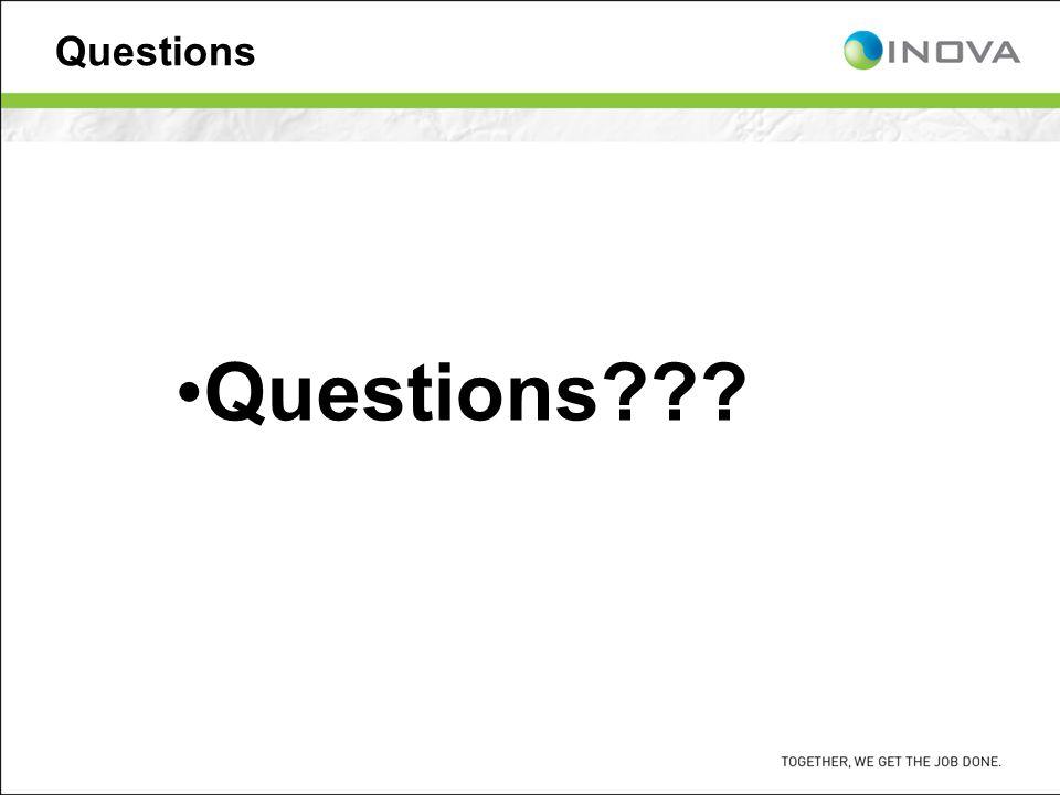Questions Questions???