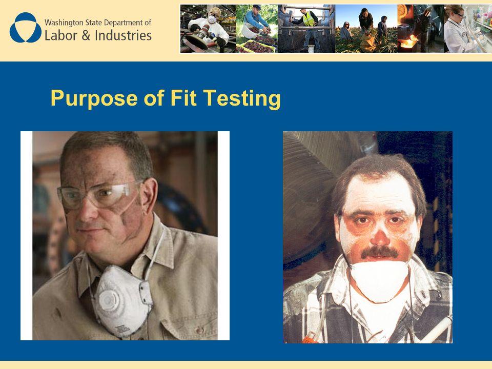 Purpose of Fit Testing
