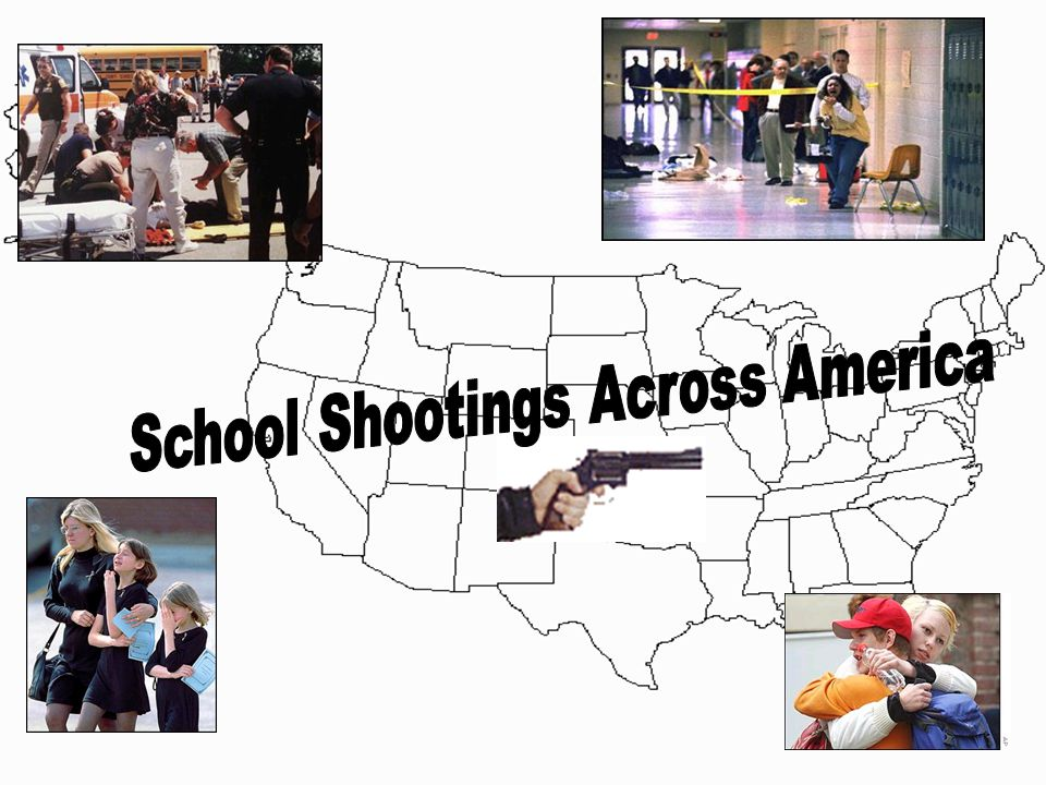 Problems That Lead to School Violence Media Violence in movies & television programs Violence in movies & television programs Violent music which contains wild rhythms and loud noises Violent music which contains wild rhythms and loud noises Easy access to guns and other weapons.