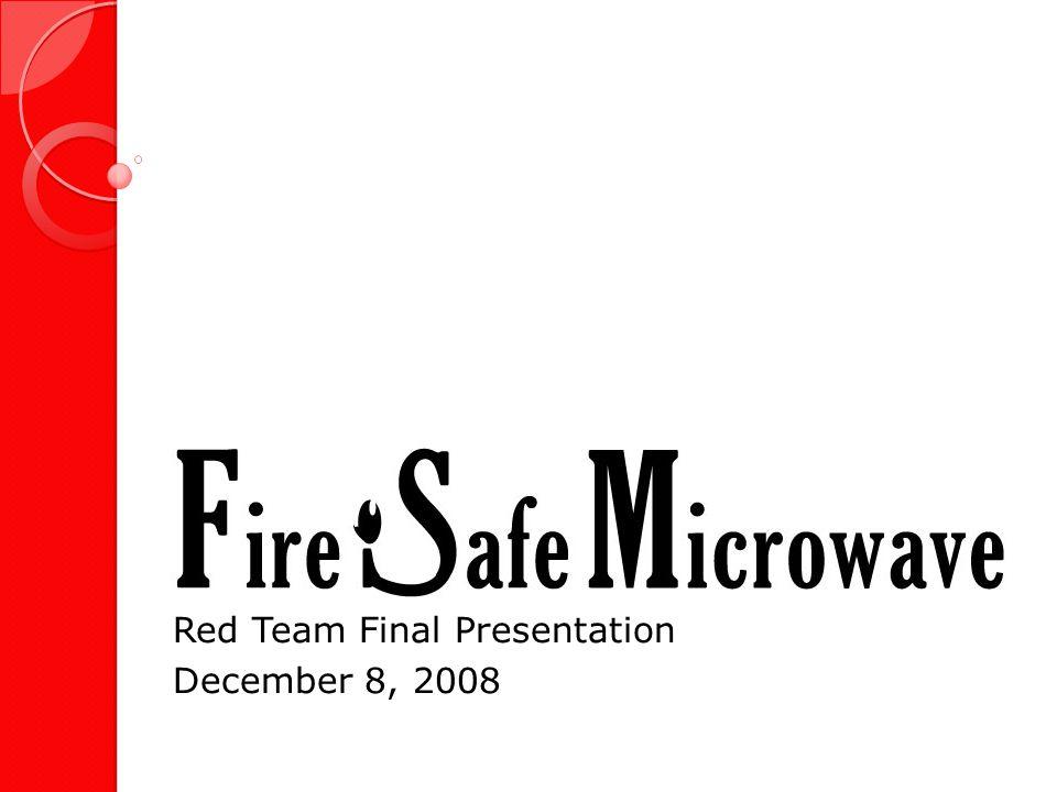 Fire Safe Microwave 2