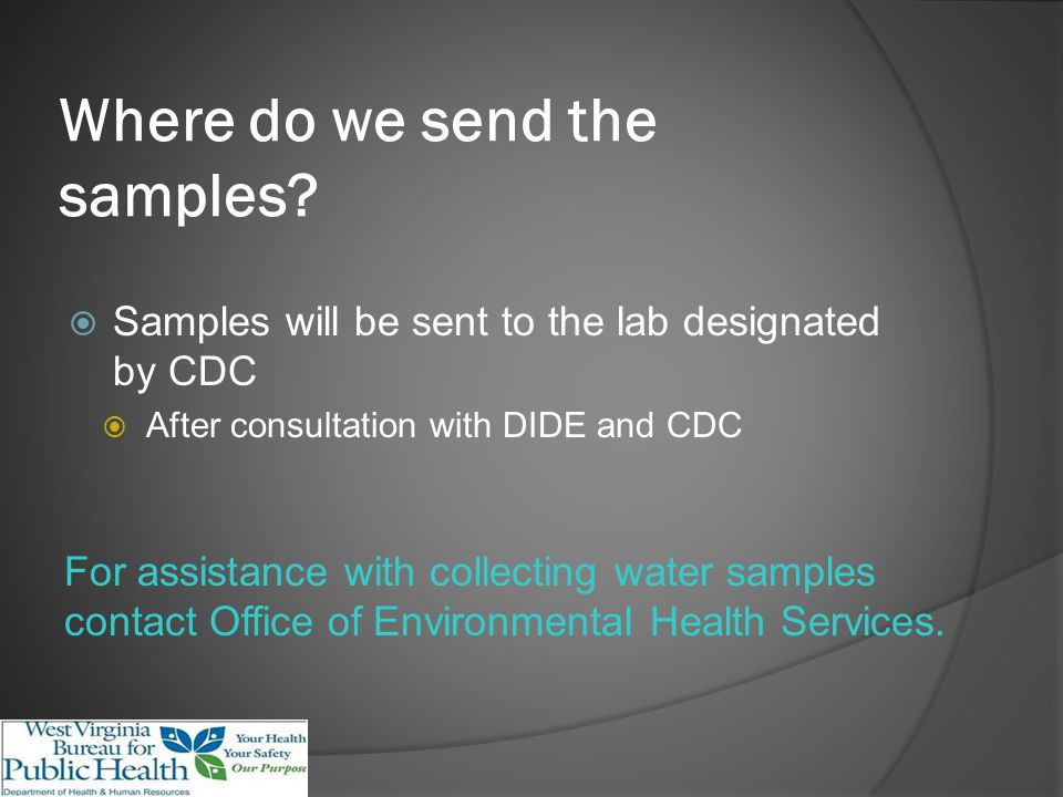 Where do we send the samples.