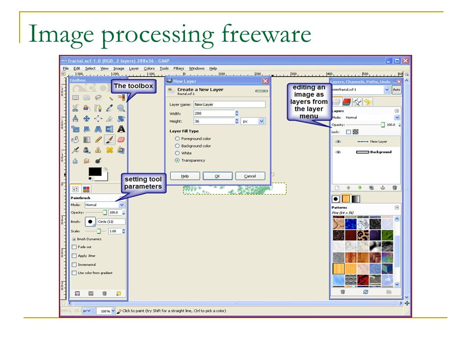Freeware for Web page creation Software applications for creating web pages.