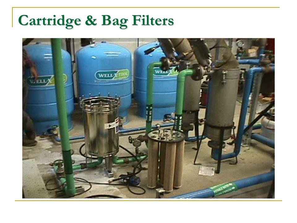 Cartridge & Bag Filters
