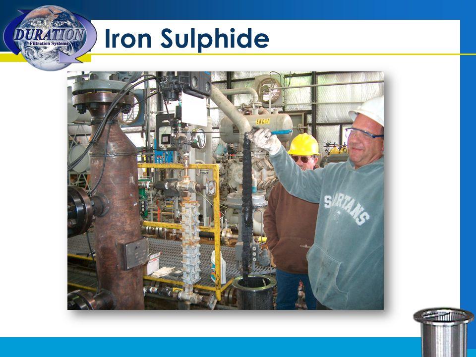 Iron Sulphide