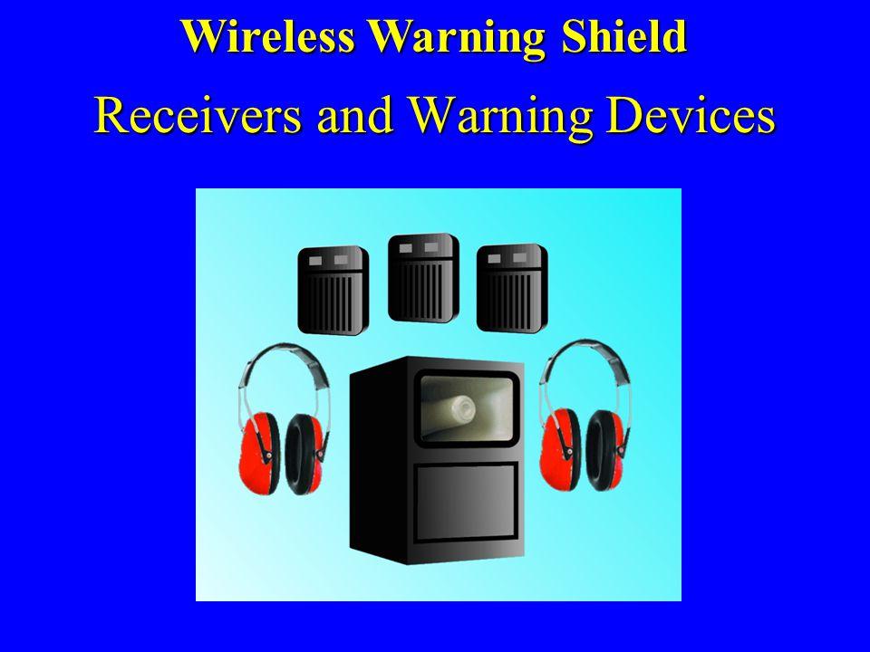 PRT-300 Transmitter/Repeater Wireless Warning Shield