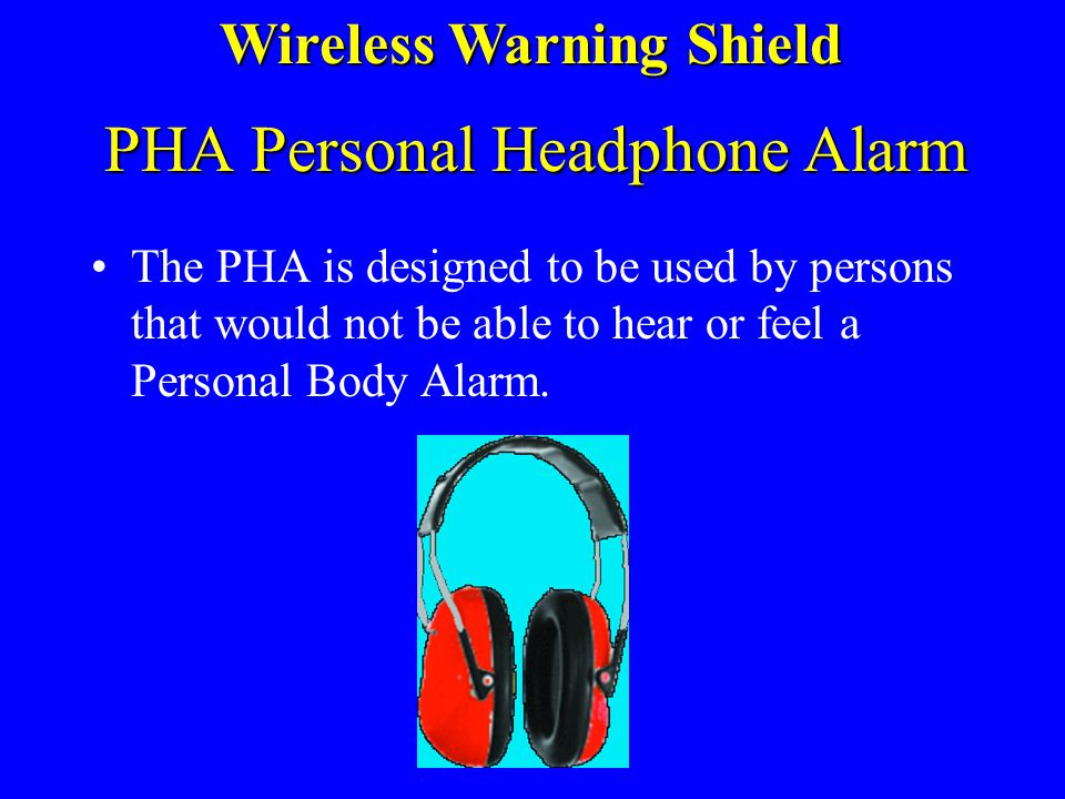 PBA-100 Personal Body Alarm The PBA-100 is Zone selectable so one person can use it at different sites. It has an extremely loud alarm and strong vibr