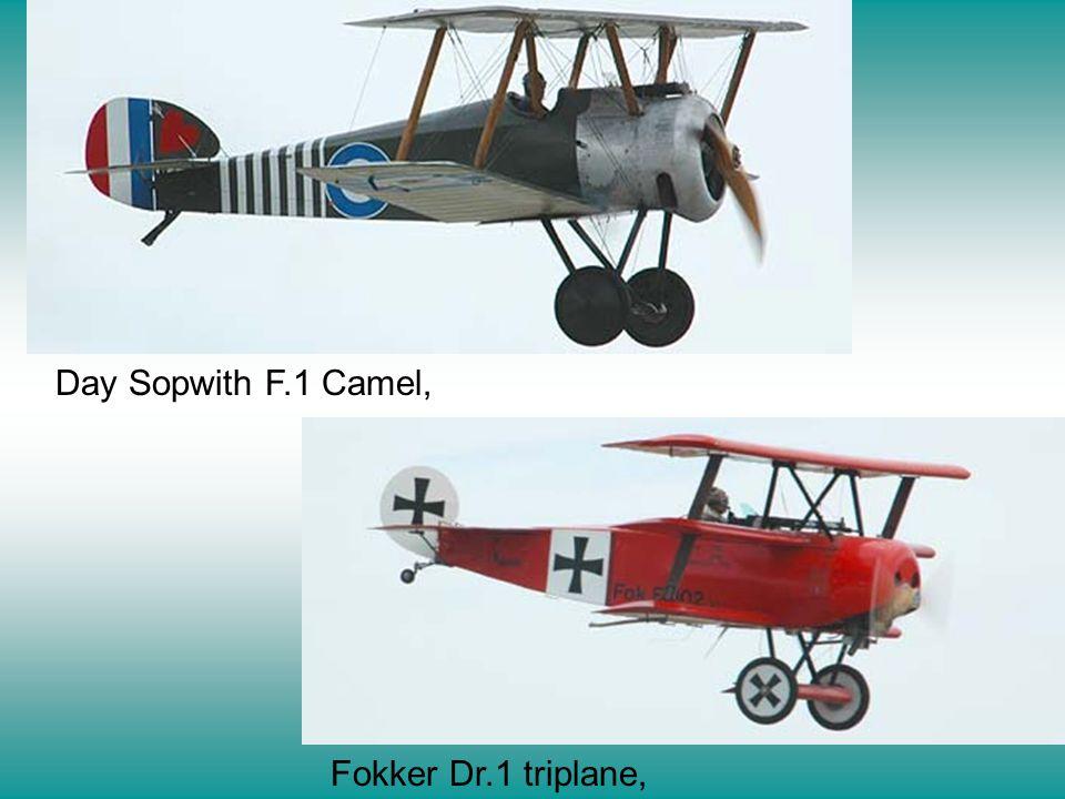 –First seen as a interesting gadget. –First employed as aerial surveillance (reconnaissance).