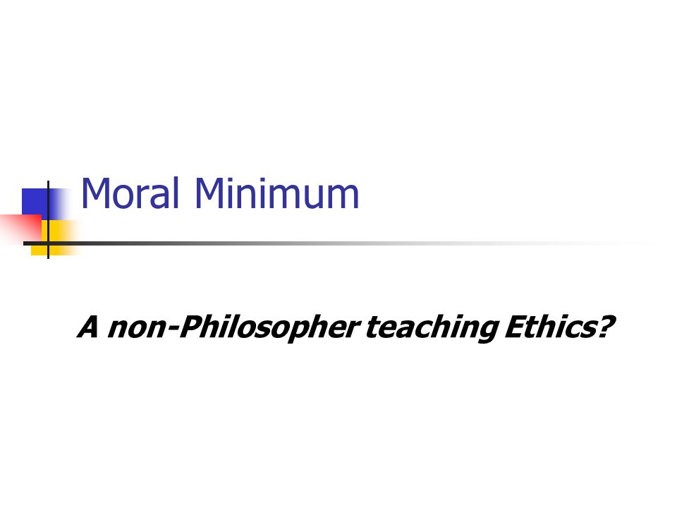 Conclusion Be Ethical, be WISE! Thank you! Any Questions