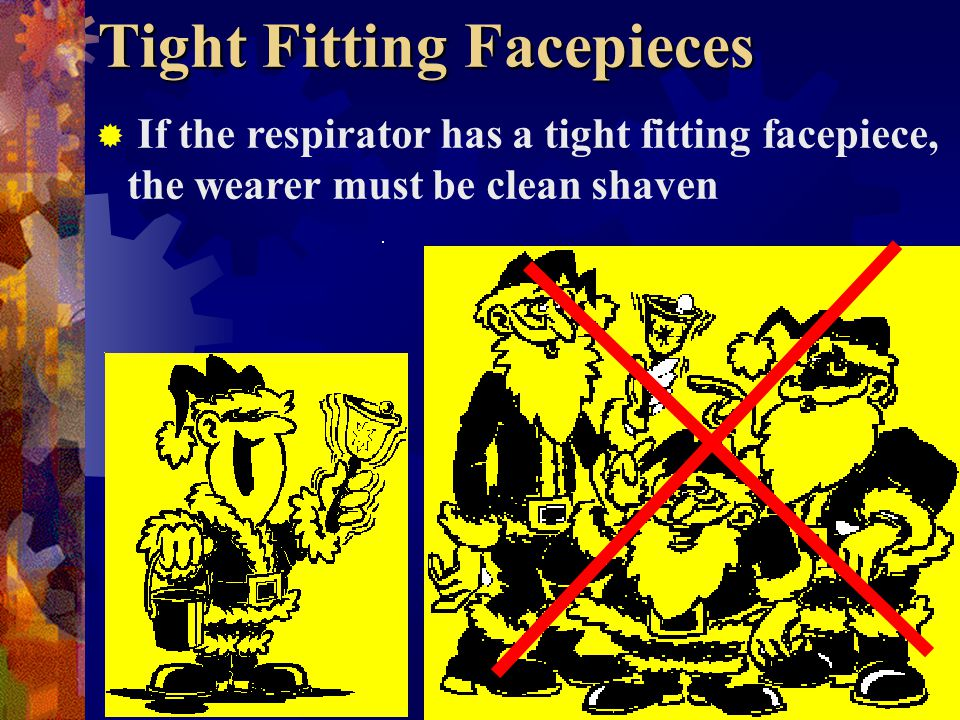 Respiratory Equipment Negative Pressure Positive Pressure Tight Fitting Facepiece Loose Fitting Facepiece + + + + + +_ _ _ _ _ _ _