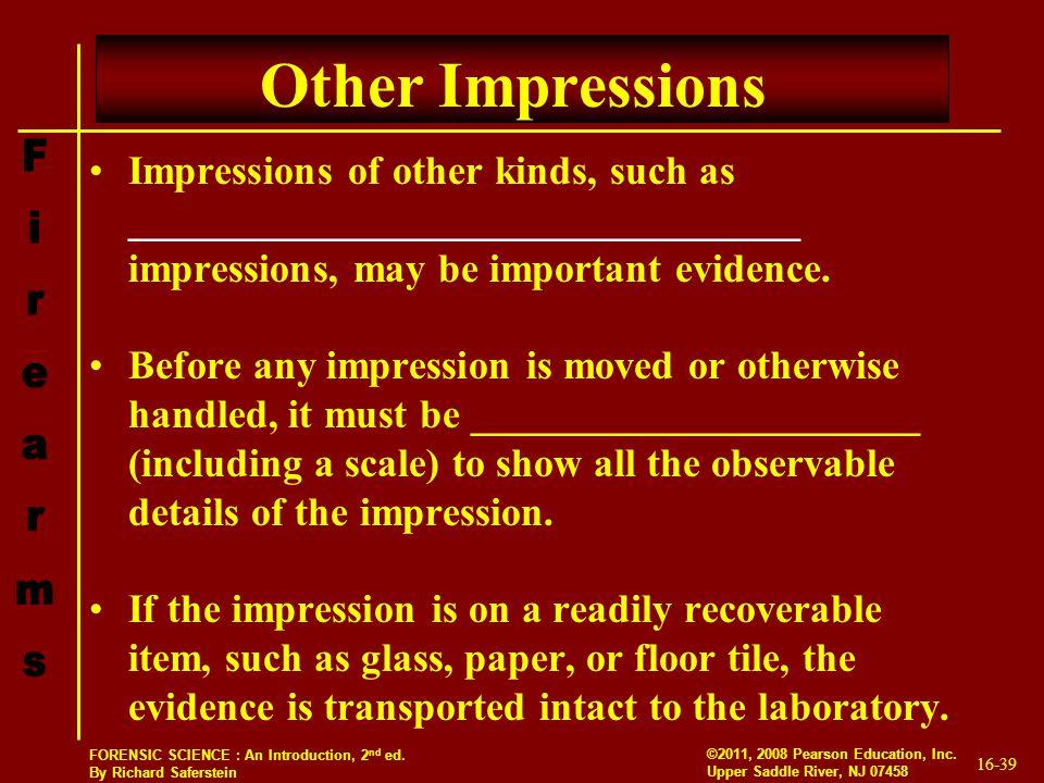 16-39 ©2011, 2008 Pearson Education, Inc.
