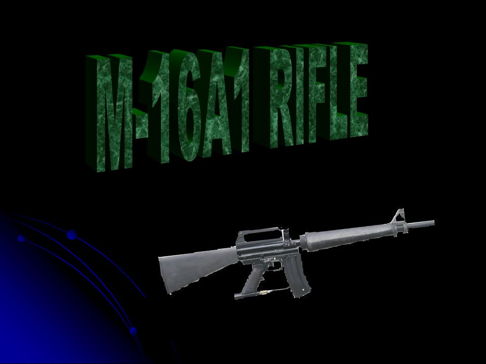 Eugene Stoner- known as the inventor/developer of the M-16A1 Rifle.
