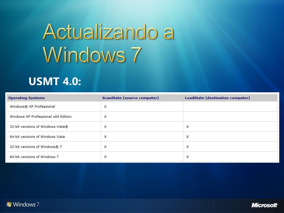 USMT 4.0:
