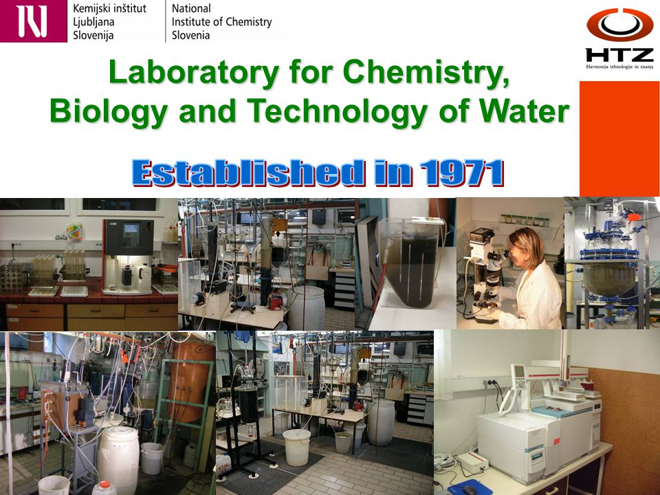 Laboratory for Chemistry, Biology and Technology of Water