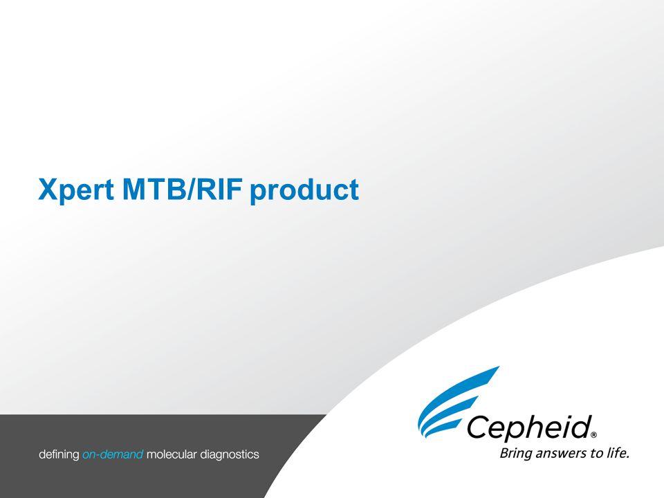 Xpert MTB/RIF product