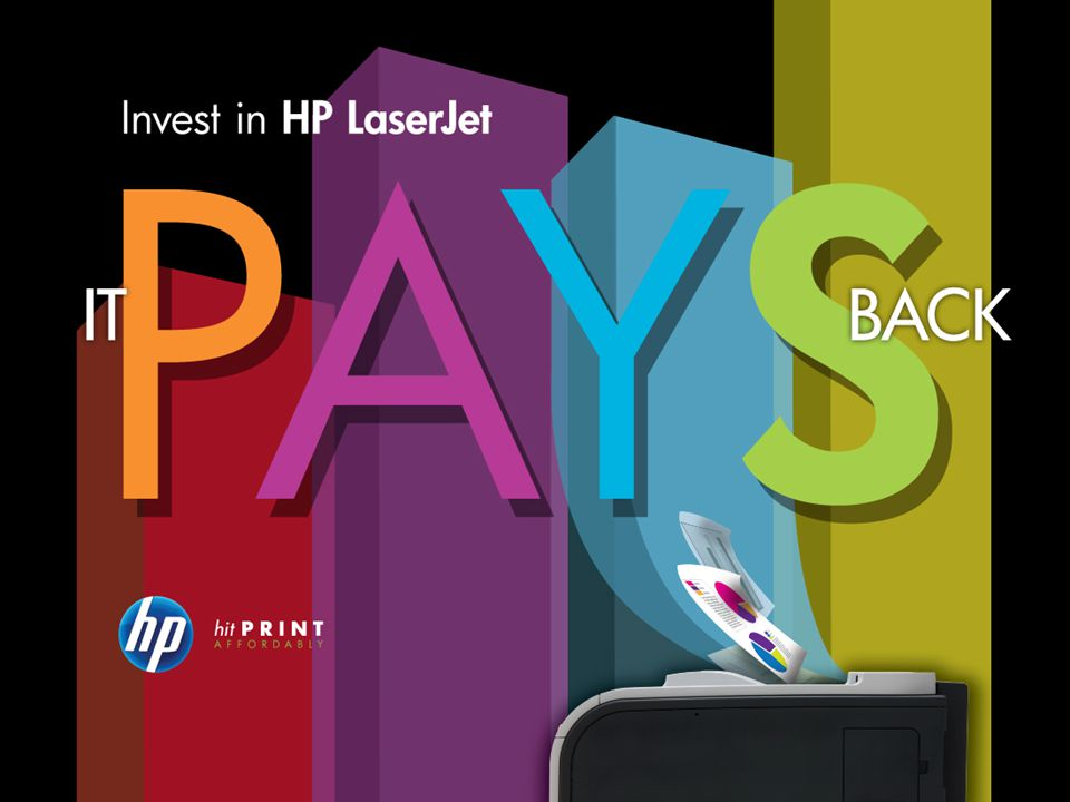 Key Competitive Installed Base Devices to Target for Upgrade HP Confidential This information is provided for comparison only and is based on third-party research, manufacturers published specifications and proprietary algorithms.