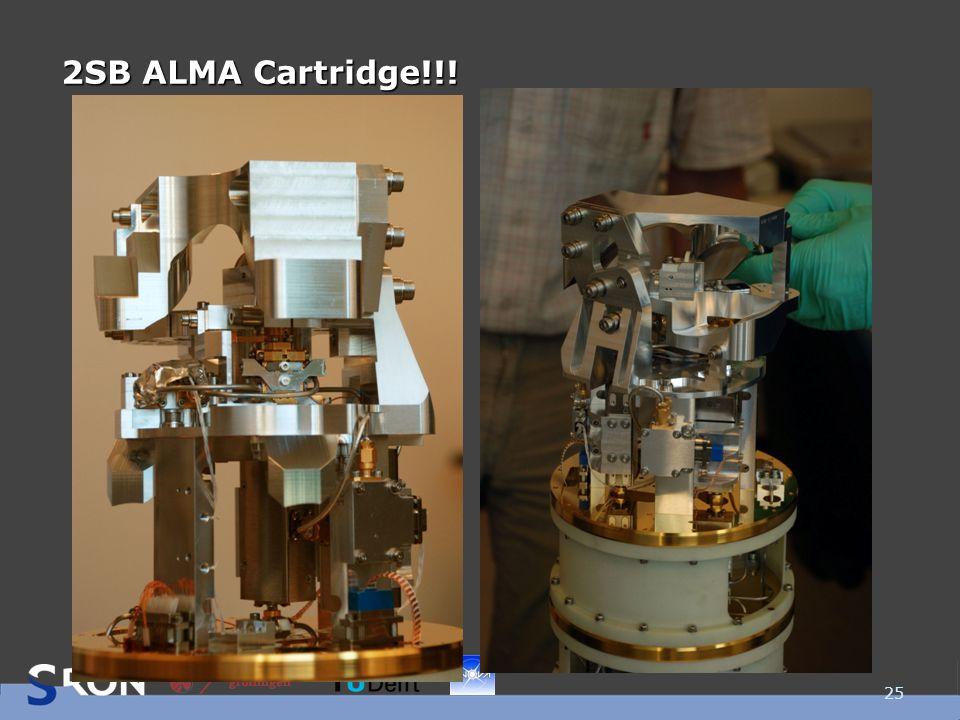 2SB ALMA Cartridge!!! 25