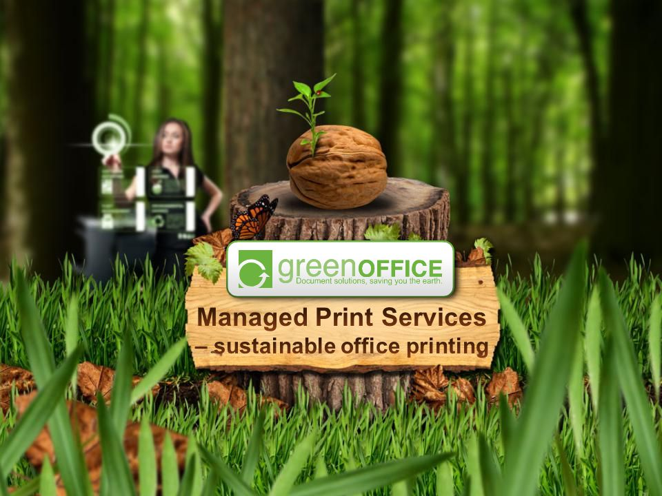 1 Green Office Official Presentation