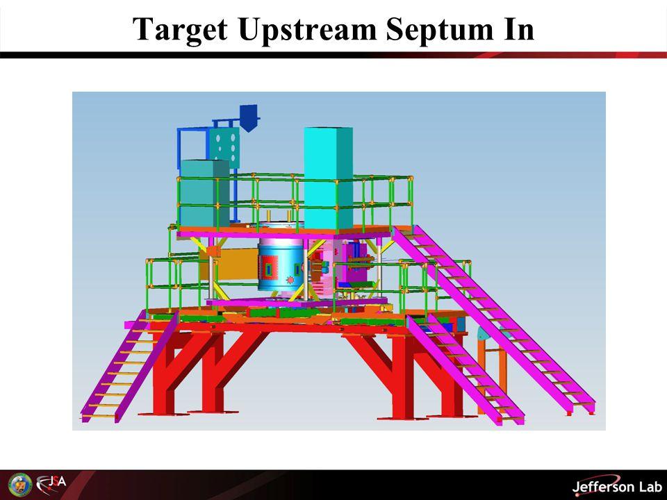 Target Upstream Septum In