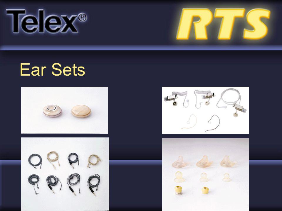 Ear Sets