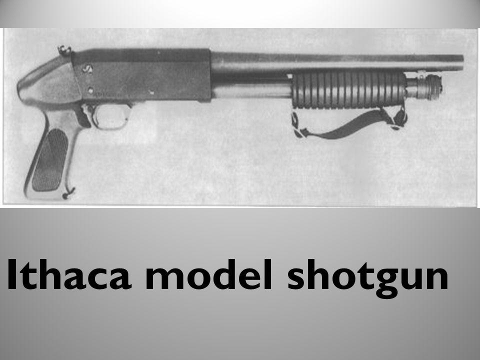 Ithaca model shotgun