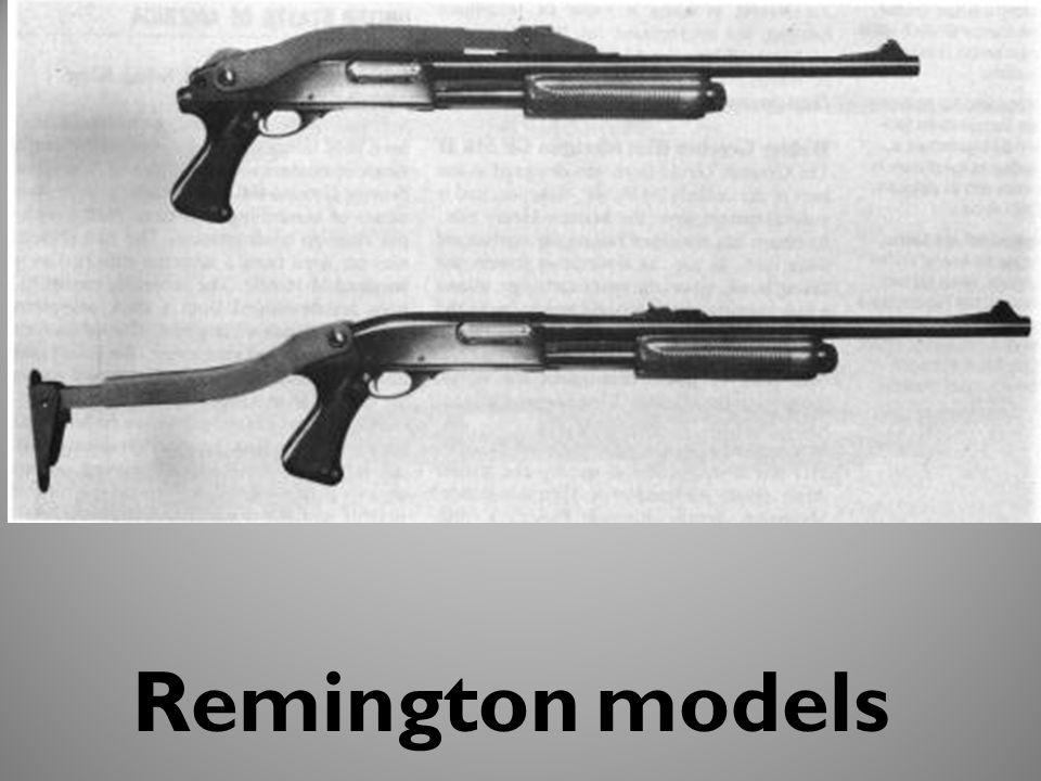 Remington models