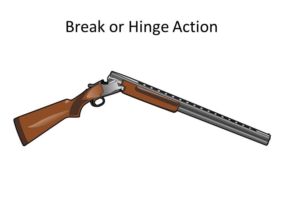 Break or Hinge Action