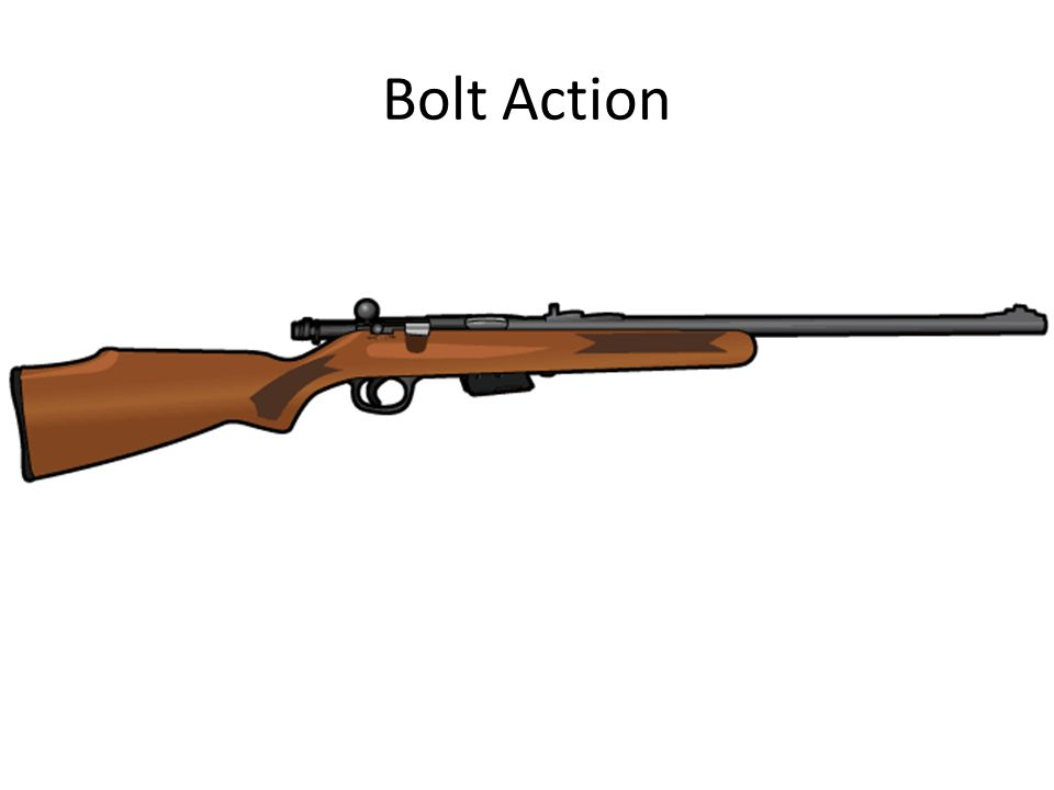 Lever Action A lever-action firearm usually has a shorter barrel, is lighter to carry, and is easy to operate for follow-up shots.
