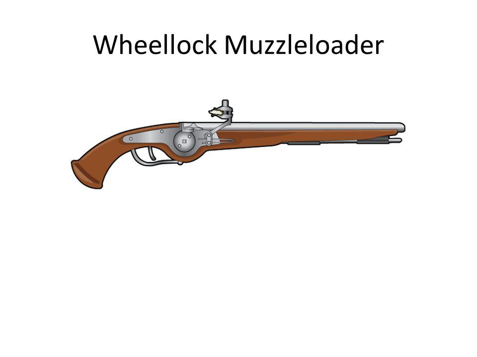 Wheellock Muzzleloader