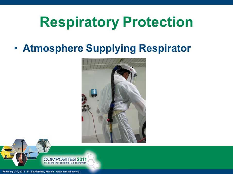 Respiratory Protection Atmosphere Supplying Respirator