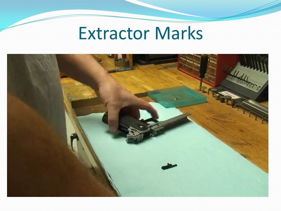 Extractor Marks