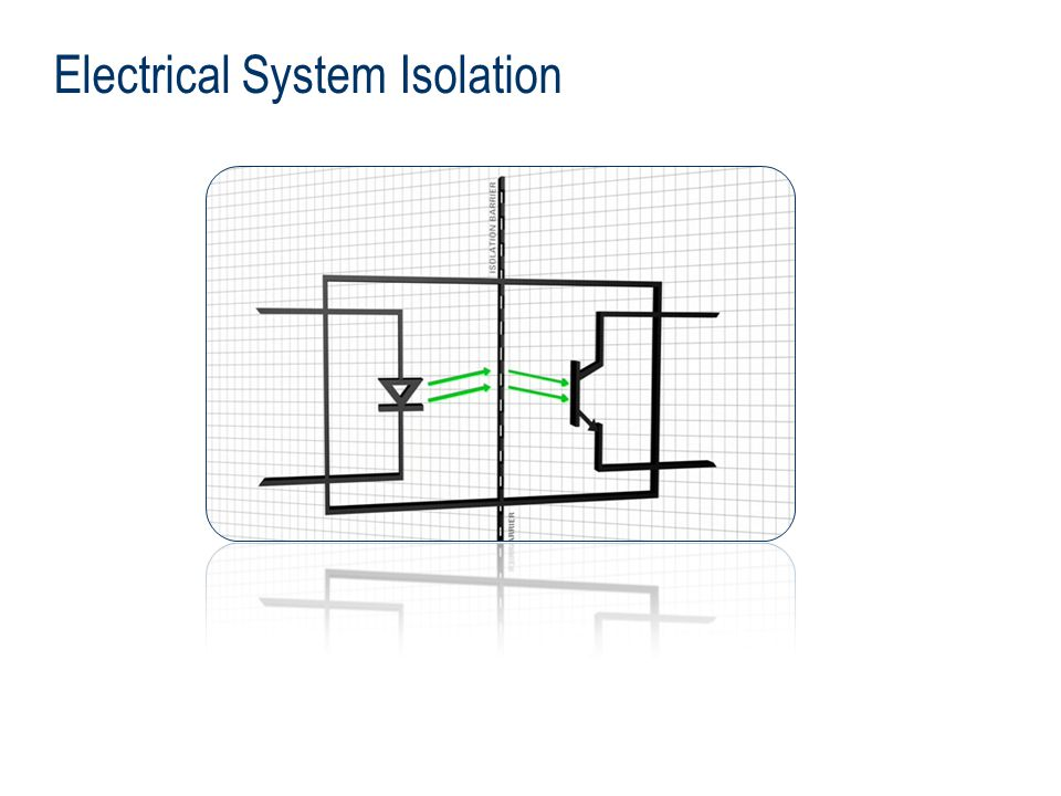 Electrical System Isolation