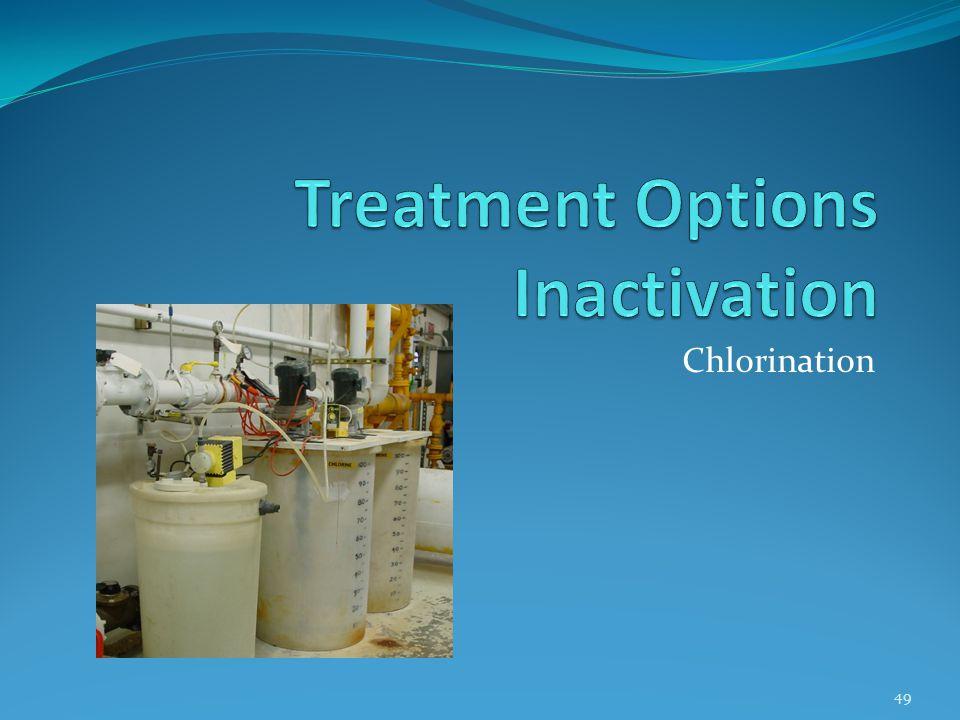 Chlorination 49