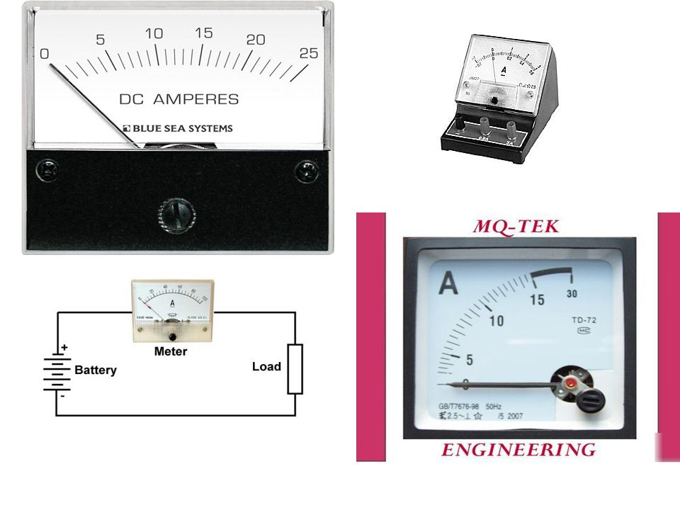 VOLTMETER(AC/DC AND DC) IT IS USED TO MEASURE THE VOLTAGE OF ANY APPLIANCE, EQUIPMENT, GENERATOR, CELL OR SUPPLY, ETC.