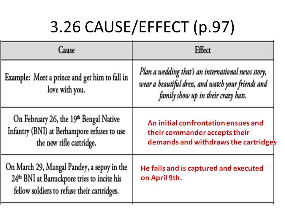 3.26 CAUSE/EFFECT (p.97)