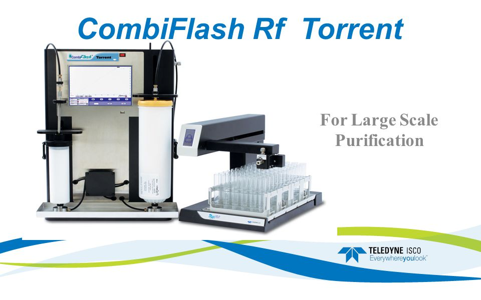 CombiFlash Rf Torrent For Large Scale Purification