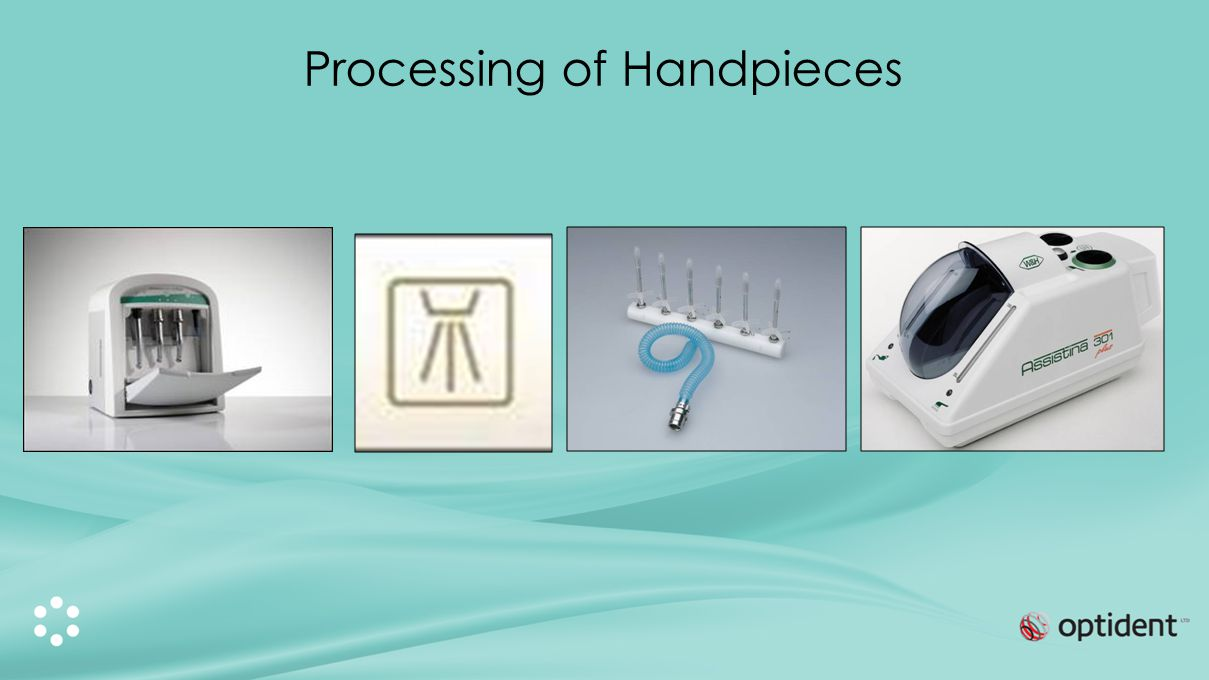 Processing of Handpieces