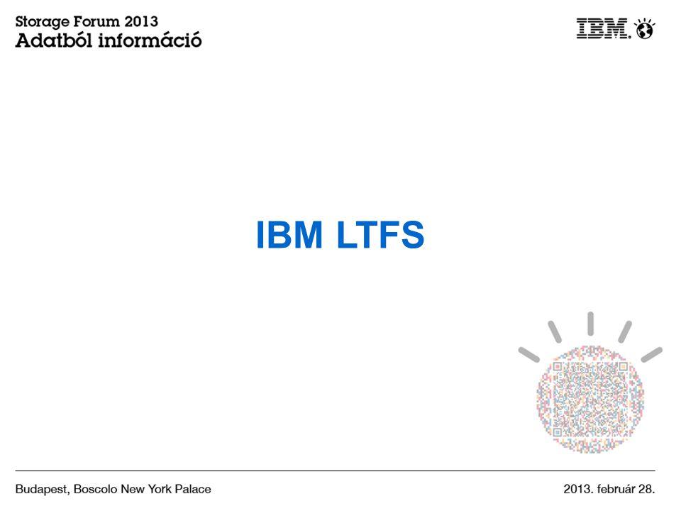 IBM LTFS