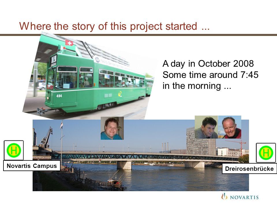 Where the story of this project started...